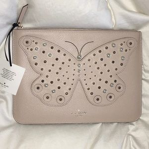 Kate Spade Larchmont Ave Butterfly 🦋 Gia NWT